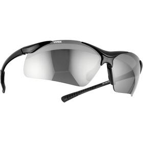 UVEX Sportstyle 223 Glasses black/silver